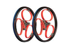 Aktivní odpružená kola Loopwheels - jednobarevná